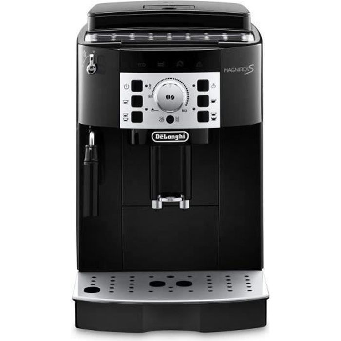 delonghi ecam machine expresso automatique avec broyeur magnifica ebay. Black Bedroom Furniture Sets. Home Design Ideas