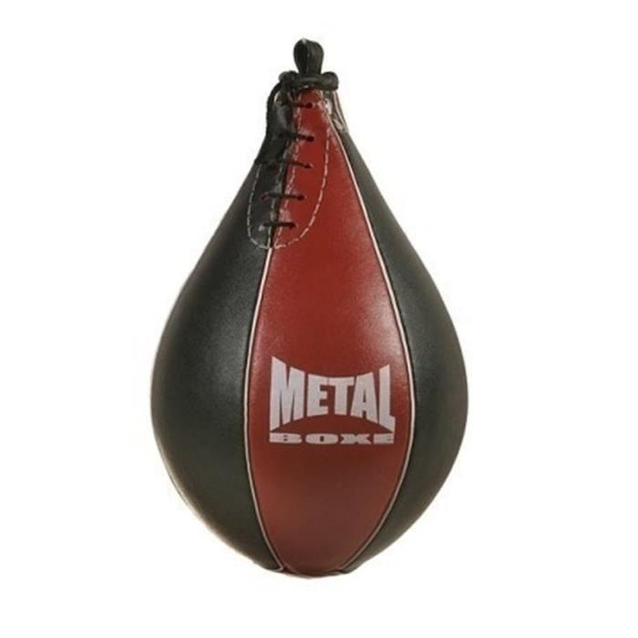 Poire de Vitesse Metal Boxe tailles au choix TU Couleur Multiples