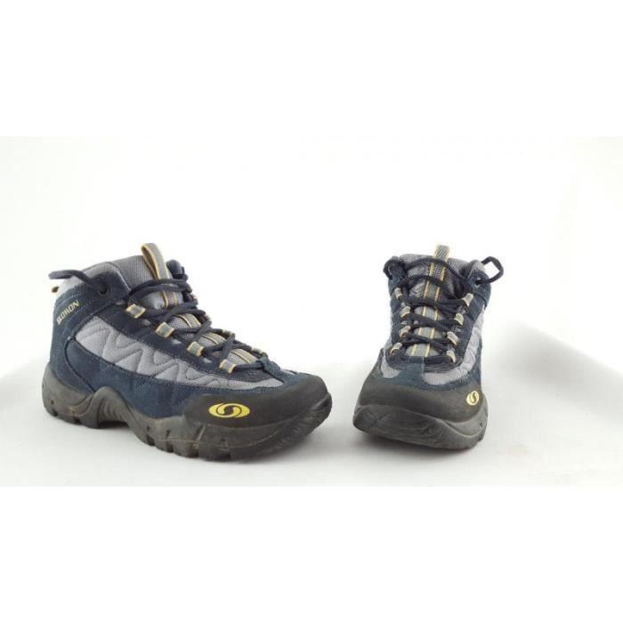 Chaussure de randonnée - marche occasion junior Salomon