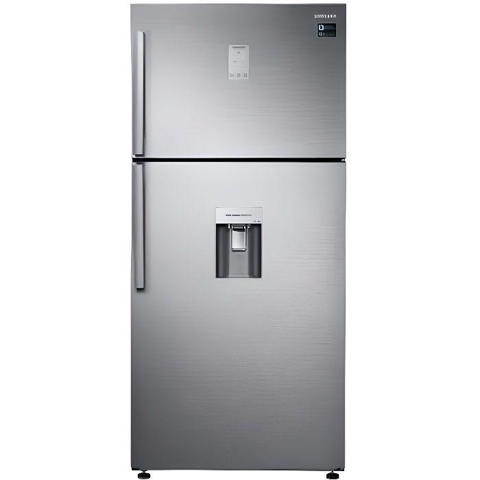 Samsung RT50K6540S9, 499 L, SN-ST, 6 kg-24h, A+, Nouvelle zone compartiment, Acier inoxydable