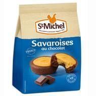 Savaroise choco 220 g St Michel