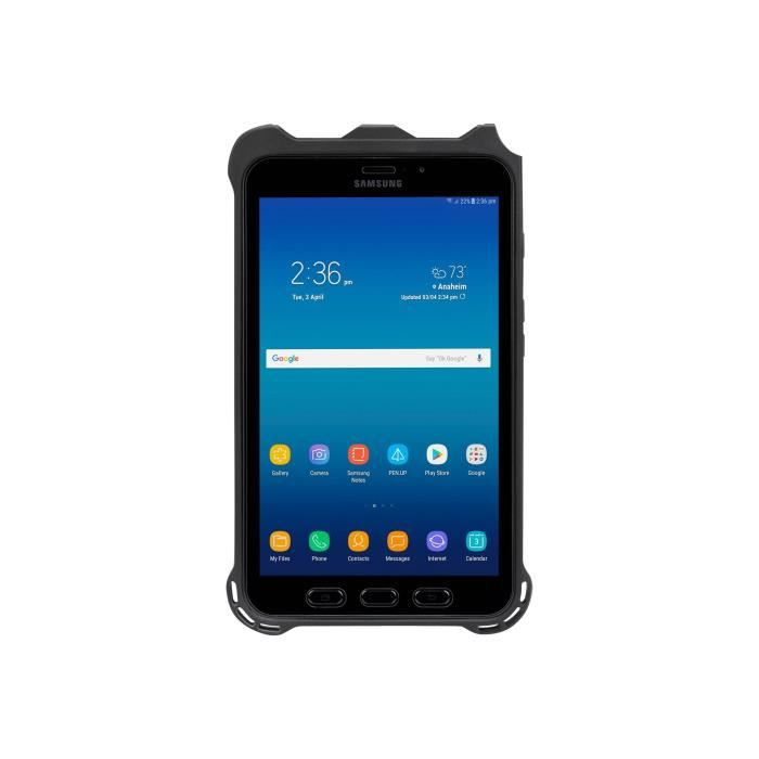 Targus Field Ready Tablet Case For Samsung Active 2 Black