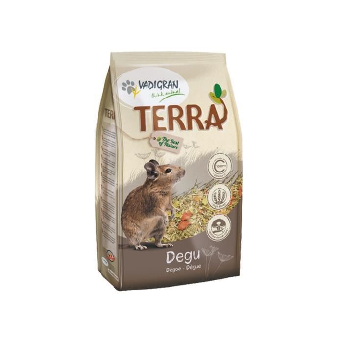 VADIGRAN Nourriture TERRA Dègue 2,25kg