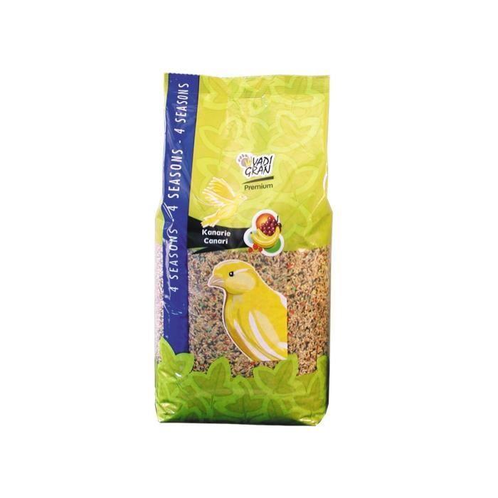 VADIGRAN Mélange de graines pour Canari PREMIUM VITA 4kg