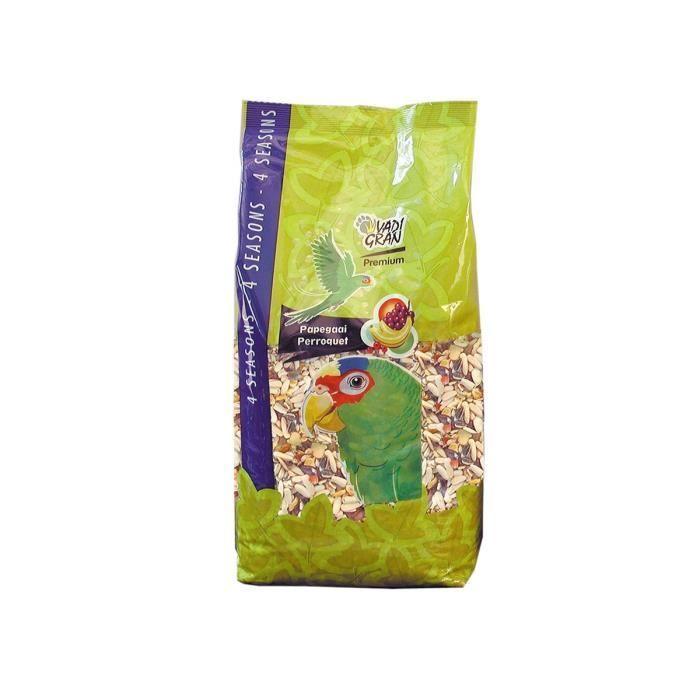 VADIGRAN Mélange de graines pour Perroquet PREMIUM VITA 2,5kg
