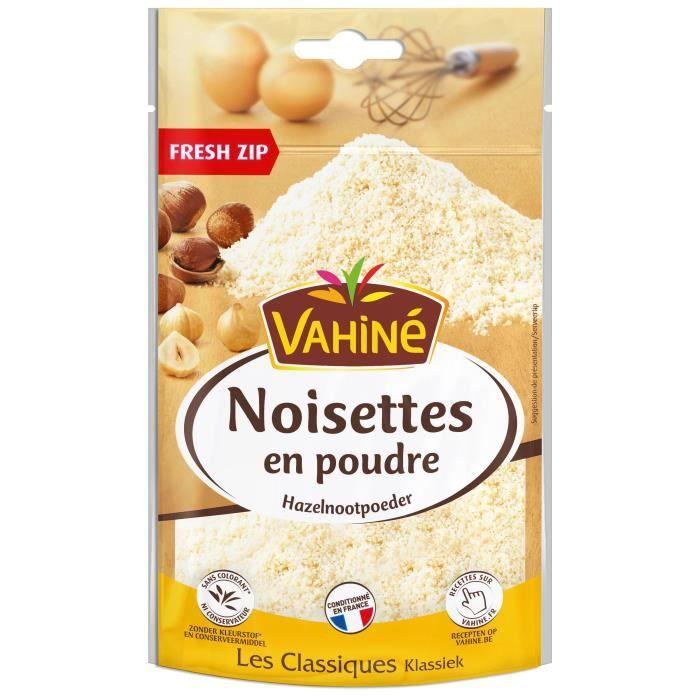 VAHINE Noisettes en poudre - 100 g
