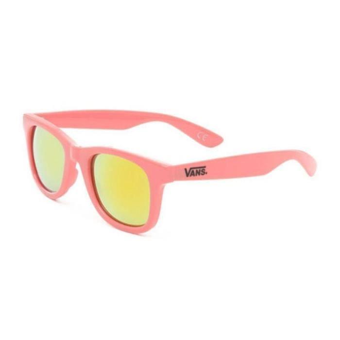 Lunettes de soleil rose femme Vans Janelle Hipster