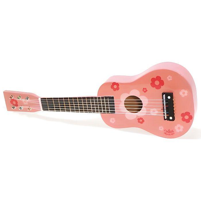 VILAC - Guitare fleurs
