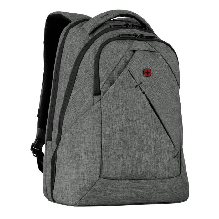 WENGER MoveUp Backpack Charcoal Heather [87340]