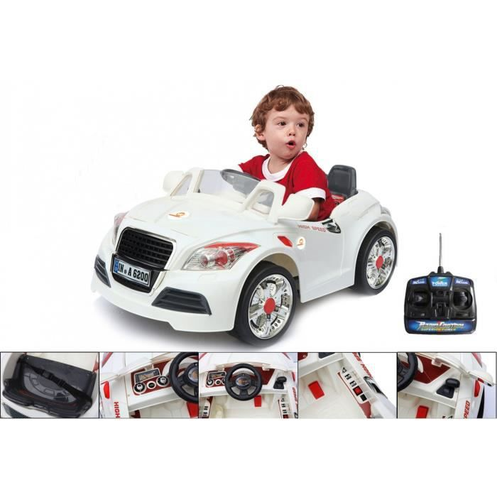 voiture electrique enfant 6v avec telecommande achat. Black Bedroom Furniture Sets. Home Design Ideas