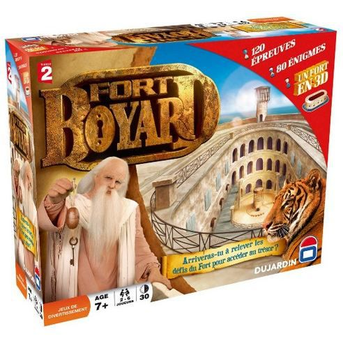 fort boyard achat vente jeu soci t plateau cdiscount. Black Bedroom Furniture Sets. Home Design Ideas