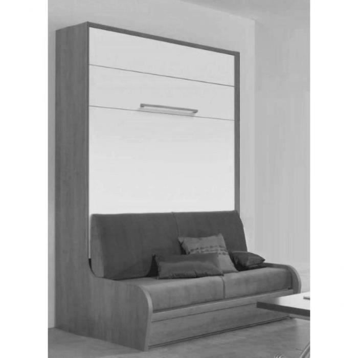 armoire lit escamotable campus autoporteur avec achat vente lit escamotable armoire lit. Black Bedroom Furniture Sets. Home Design Ideas