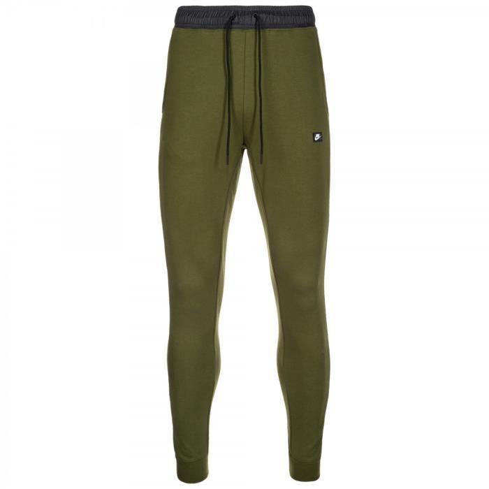 Visible Oscuro Preguntarse  Pantalon de survêtement Nike Sportswear Modern Jogger - 805154-331 Vert -  Achat / Vente pantalon - Soldes sur Cdiscount dès le 20 janvier ! Cdiscount