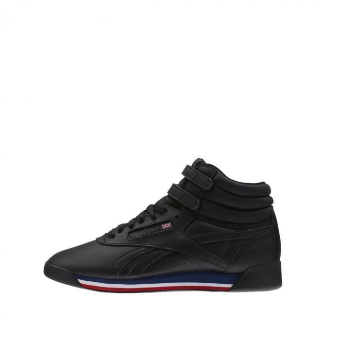 Baskets Reebok Freestyle HI Ref. CN2963 Noir Achat
