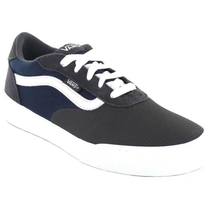 Vans Pigeon Gris Et Bleu Gris - Cdiscount Chaussures