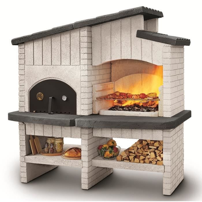 barbecue four a pizza achat vente barbecue four a pizza pas cher cdiscount. Black Bedroom Furniture Sets. Home Design Ideas