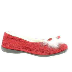Abzac, Chaussons Bas Femme, Rouge (Rouge), 40 EURondinaud