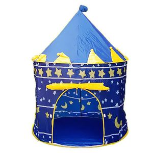TENTE TUNNEL D'ACTIVITÉ Princesse enfants Tente Game House Ball Pool Tente