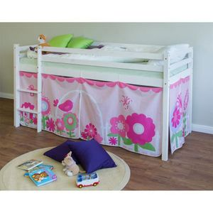 lit enfant echelle achat vente lit enfant echelle pas cher cdiscount. Black Bedroom Furniture Sets. Home Design Ideas