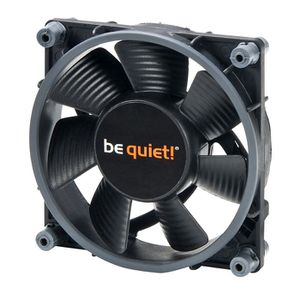 VENTILATION  Be Quiet Ventilateur de boîtier SHADOW WINGS - 80m