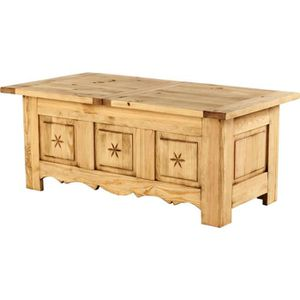 Table basse pin massif achat vente table basse pin massif pas cher cdis - Table basse en pin pas cher ...