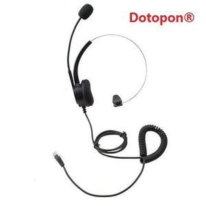 Kit piéton Dotopon® Mains libres Call Center Noise Cancelling