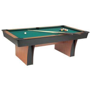 Triangle 50.8 mm pro neuf bois Chataignier pour billes de billard pool americain
