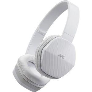 CASQUE - ÉCOUTEURS JVC HA-SBT5 Casque léger Bluetooth Blanc