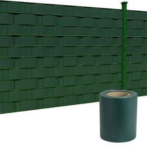 CLÔTURE - GRILLAGE MCTECH Brise-Vue Rouleau Pare-Vent pour clôture PV