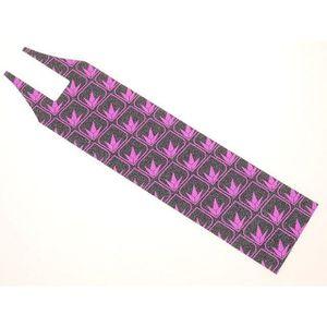 GRIP DE GLISSE URBAINE Grip de trottinette Grip aos violet 110 mm
