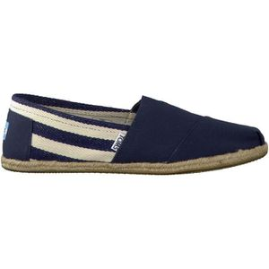 MOCASSIN Toms Mocassins UNIVERSITY HEREN Bleu