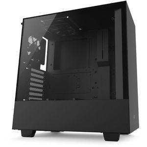 BOITIER PC  NZXT Boîtier PC H500 - ATX - Panneau en verre trem