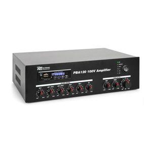 AMPLI PUISSANCE Power Dynamics PBA120 -  Amplificateur sono DJ 100