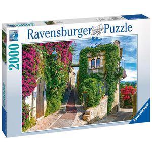 PUZZLE Ravensburger - Puzzle Idylle francais 2000 pièces,