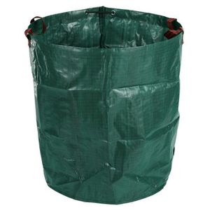 SAC À DÉCHETS VERTS  Sac de dechets de jardin 270L Grand sac d'herbe a