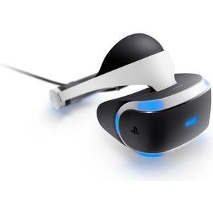 CASQUE RÉALITÉ VIRTUELLE PlayStation VR