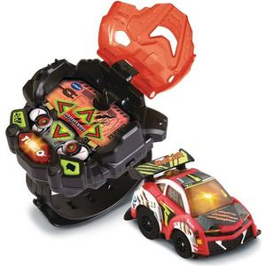 VOITURE - CAMION VTECH - TURBO FORCE - Voiture Rouge + Montre