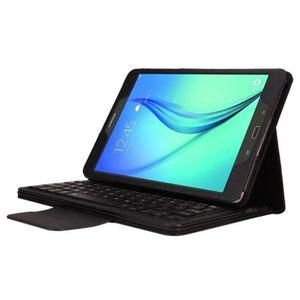 HOUSSE TABLETTE TACTILE Clavier tablette Samsung Galaxy Tab A 9.7 T550 et