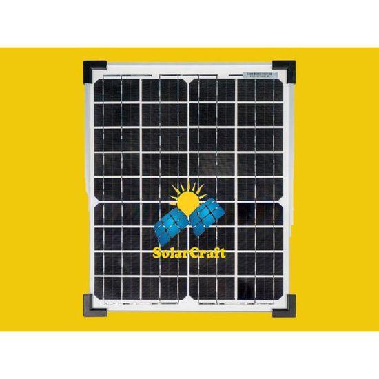 Panneau solaire 5 Watt 12V polycristallin photovoltaïque Panneau PV
