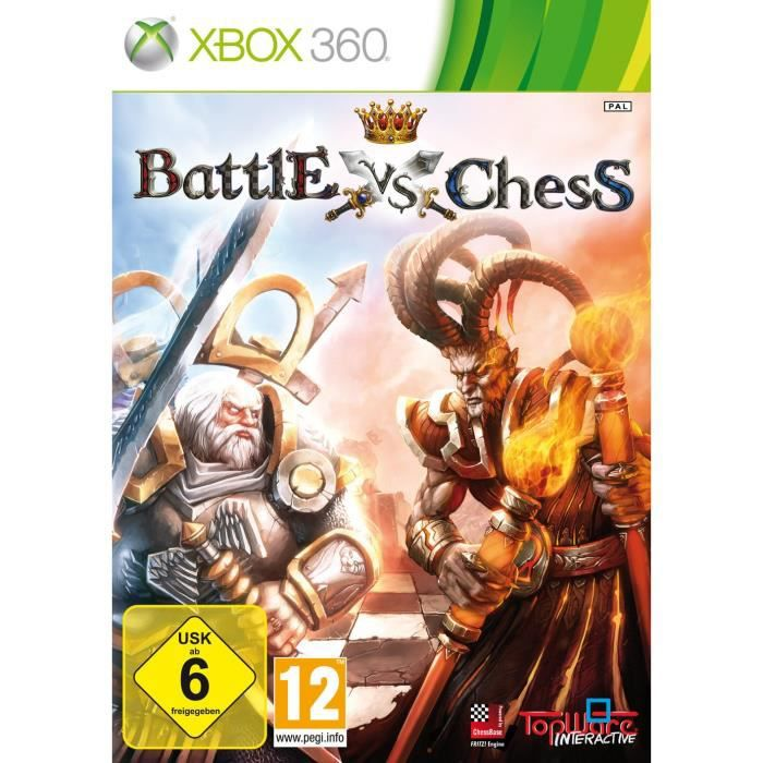 JEUX XBOX 360 BATTLE VS CHESS / Jeu console XBOX 360