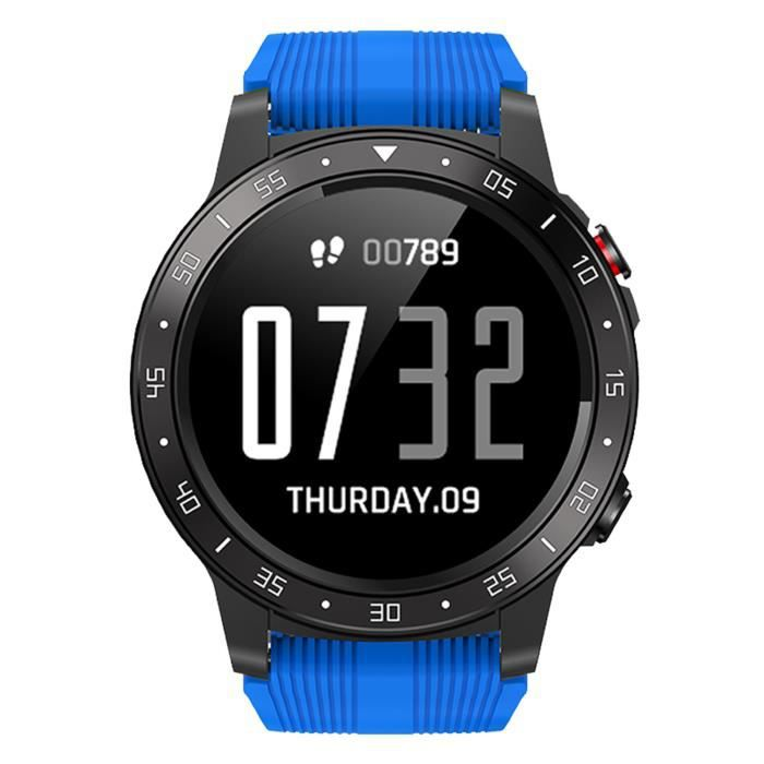 Montre connectée Running Sport GPS Appel téléphonique Téléphone Fréquence cardiaque étanche BEE-BU