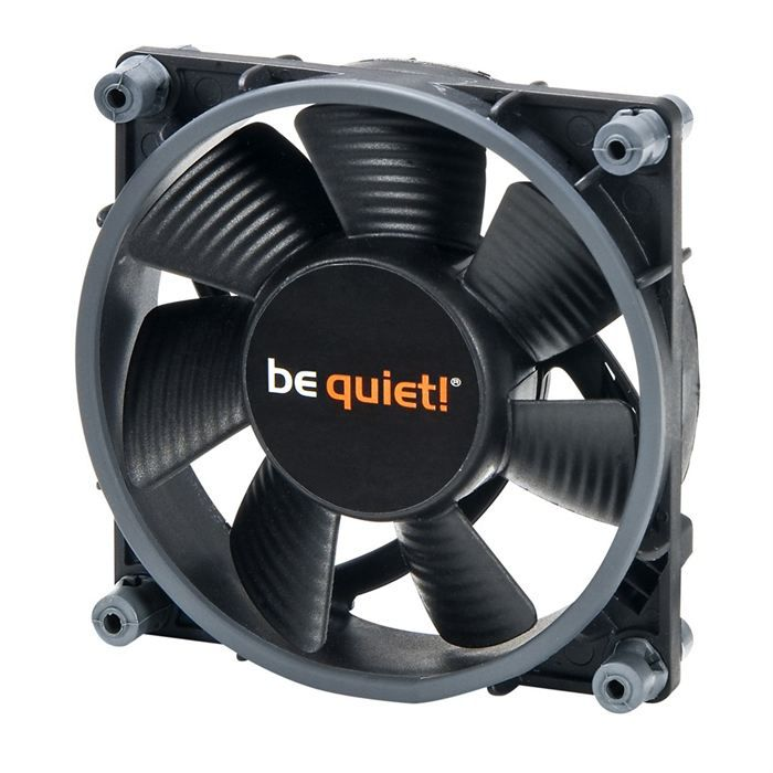 Be Quiet Ventilateur de boîtier SHADOW WINGS - 80mm - Mid-Speed