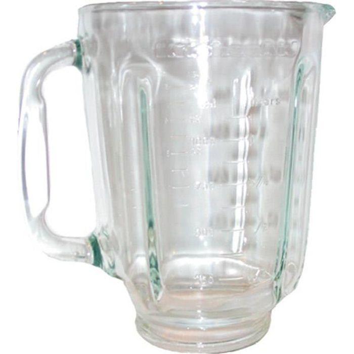 Bol en verre pour blender kitchenaid 9704200