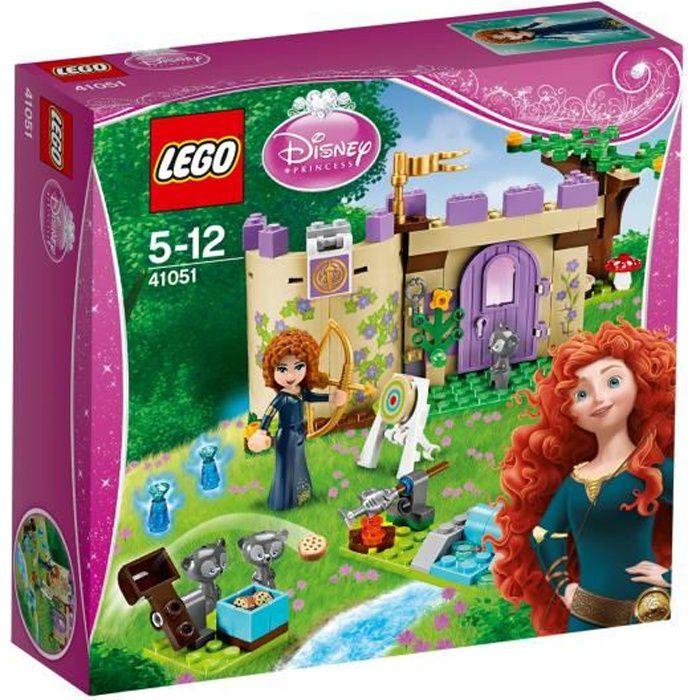 LEGO Disney Princess 41051 Tournoi de Tir Mérida