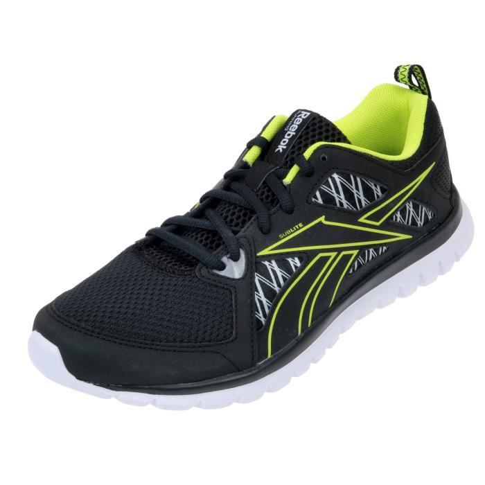 Chaussures running Sublite escape mt nr/jne