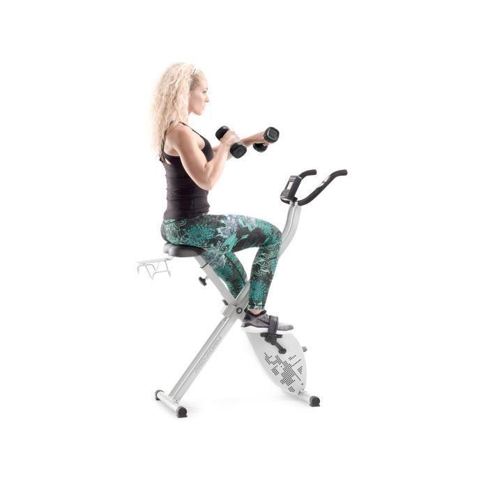 PROFORM - Vélo d'appartement Connecté X-Bike + 1 an d'abonnement iFit inclus - Gris foncé