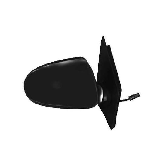 Rétroviseur droit électrique pour SMART FORTWO, 2007-2011, Noir, dégivrant, Neuf.