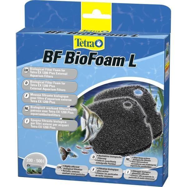 TETRA Mousse Filtrante Biologi - Pour aquarium