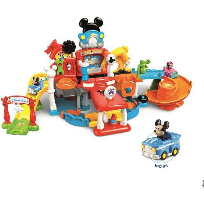 Vtech - Tut Tut Bolides - Le magi-garage intéractif de Mickey (+ pick-up magique de Mickey)
