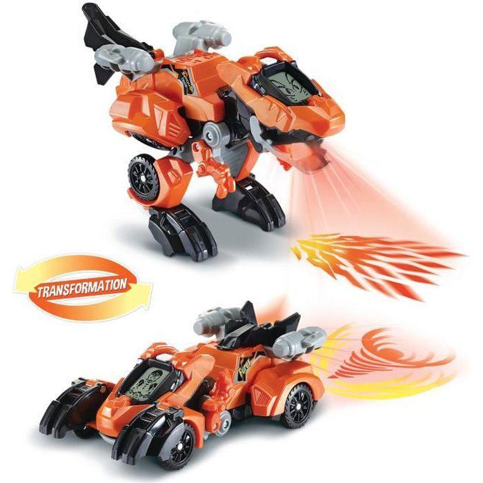 VTECH Switch & Go Dinos Fire - Furex, Le Super T-Rex